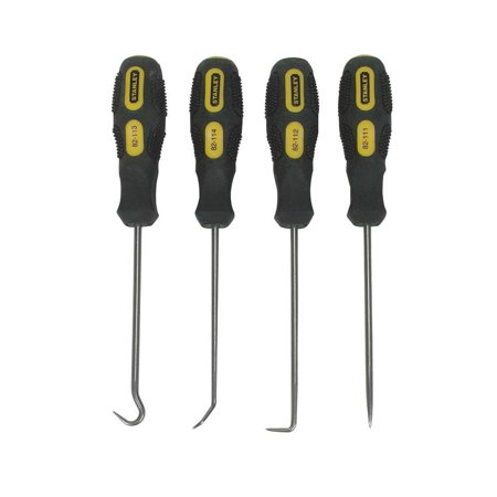 PICK HOOK SET 4PC