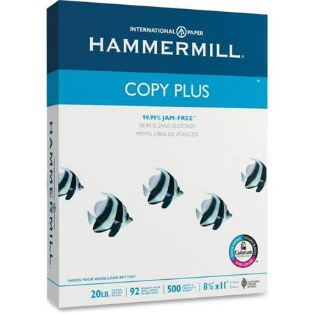 Mayline HAM105007RM 8.50 x 11 in. Economy Copy Plus Paper, White - 92 (Georgia Pacific Essence Impressions)