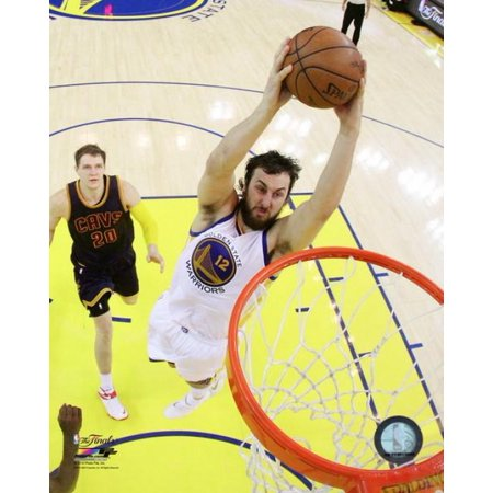 Andrew Bogut Game 1 of the 2015 NBA Finals Photo Print