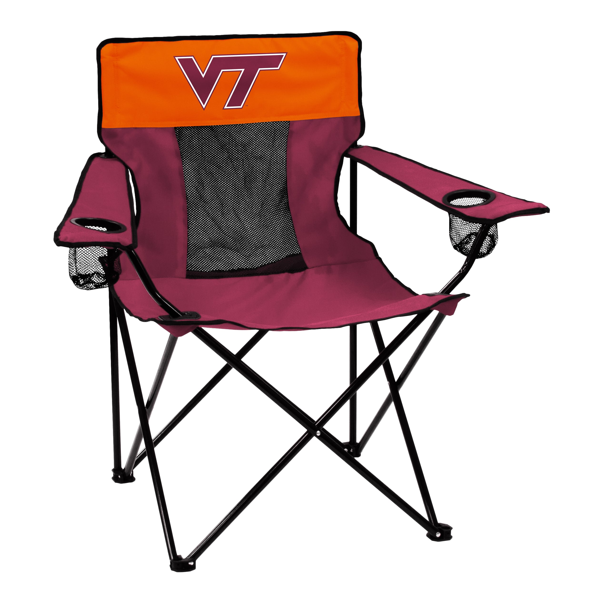 NCAA Virginia Tech Hokies Beach Chair