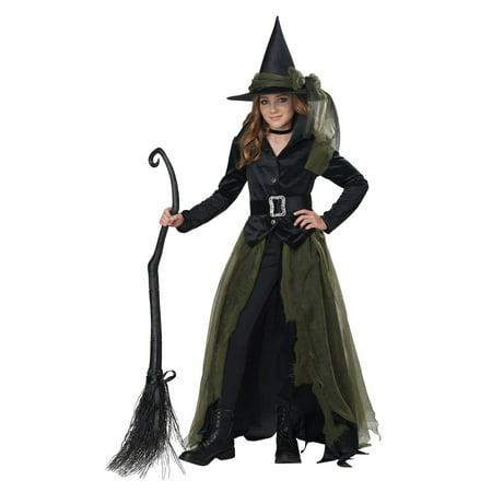 Halloween Girl's Cool Witch