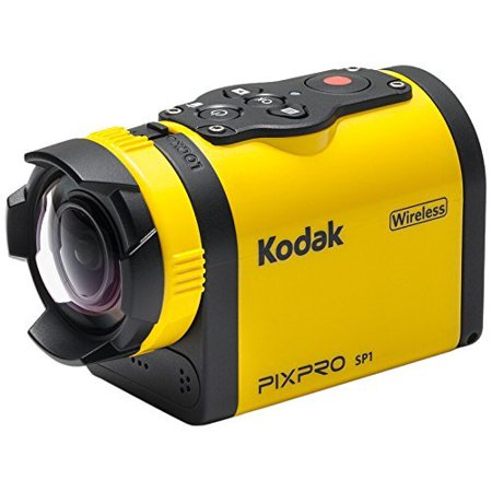 Kodak Pixpro SP1 - Extreme Pack - Waterproof Action Digital Camera, 14MP, 1.5