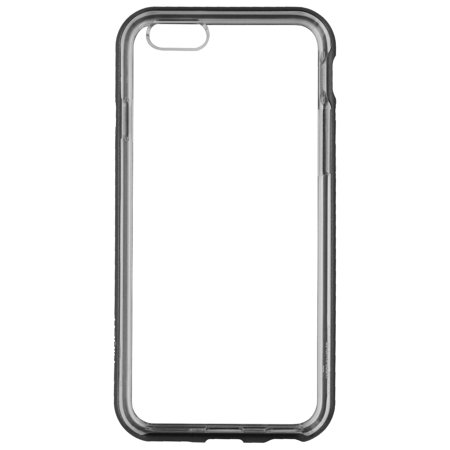 Spigen Neo Hybrid EX Protective Case Cover for iPhone 6 6s - Clear Gray (Refurbished)