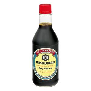 Kikkoman Soy Sauce, 15.0 FL OZ