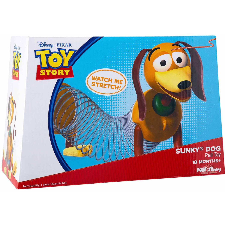 Disney Pixar Toy Story Slinky Dog - Walmart.com
