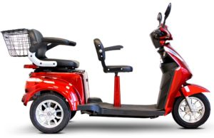 The Limited Edition GTX-L-60 Two adult electric Mobility Scooter BLUE by