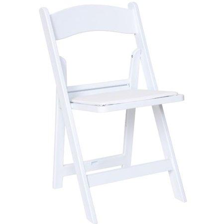 Fantastic Symple Stuff Vinson Vinyl Padded Folding Chair Set Of 4 Pabps2019 Chair Design Images Pabps2019Com