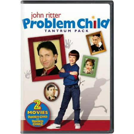 Problem Child Tantrum Pack (DVD) (Children's Halloween Movies 2017)