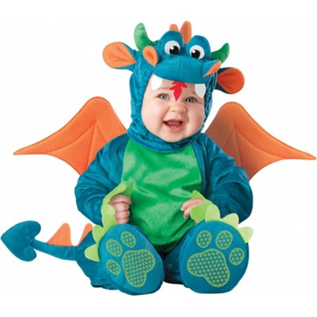 Costumes For All Occasions Ic6032T Dinky Dragon Inf - Dinky Dragon
