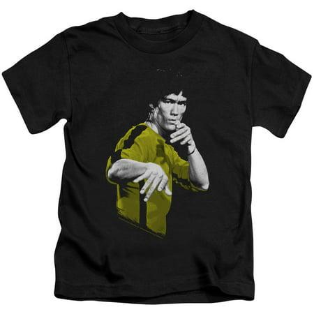 Bruce Lee/Suit Of Death Little Boys Juvy Shirt