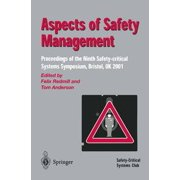 Aspects of Safety Management - eBook
