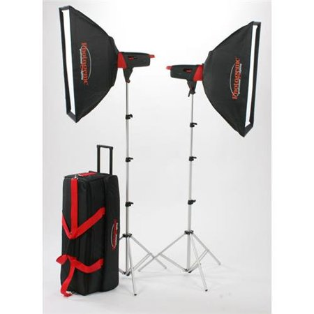 Photogenic Matrix MCD400R 400Ws Monolight 2-Light