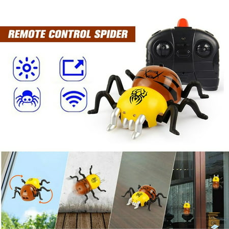 Remote Control Toys For Kids Remote Control Spider Prank Toys for Trick Remote Control Toys For Kids Remote Control Spider Prank Toys for Trick