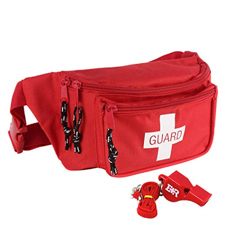Ever Ready First Aid Fanny Pack/Hip Pack (Fanny Pack with Whistle) - image 1 of 1