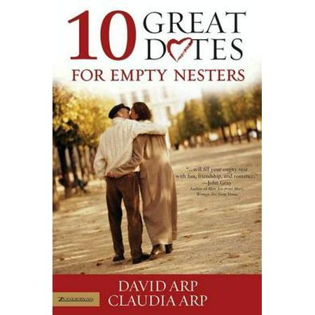 10 Great Dates for Empty Nesters - eBook (Pumpkin Nester)