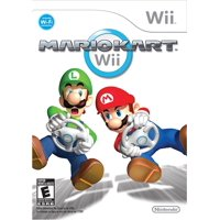 MARIO KART, Nintendo Wii (Game Only)