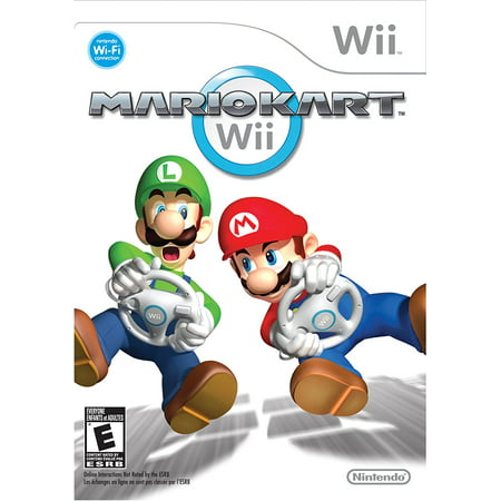 Toad Mario Kart (WII MARIO KART  Game Only)