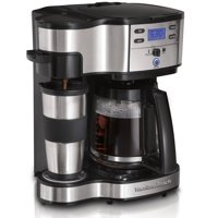 Refurbished Hamilton Beach 2 Way Brewer Coffeemaker | Model# R1016