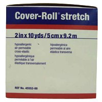 Leukotape Cover Roll (Bsn Jobst Medical Cover-Roll Stretch Tape, 2 In X 10 Yds Or 5 Cm X 9.2M - 1)