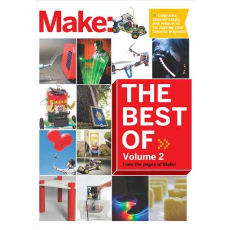 Best of Make, Volume 2 : 65 Projects and Skill Builders from the Pages of