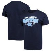 Men's Russell Athletic Navy North Carolina Tar Heels Slogan T-Shirt