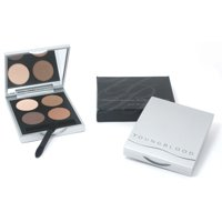 Youngblood Pressed Mineral Eyeshadow Quad - Timeless 0.14 oz Eyeshadow