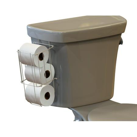 panacea extra toilet paper holder. Black Bedroom Furniture Sets. Home Design Ideas