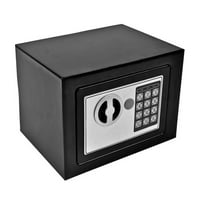 Ktaxon di gital Security Steel Electronic Coded Lock Valuables Gun Home Office Safe Box