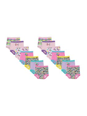 Minnie Mouse Toddler Girls Training Pants, 14 Pack