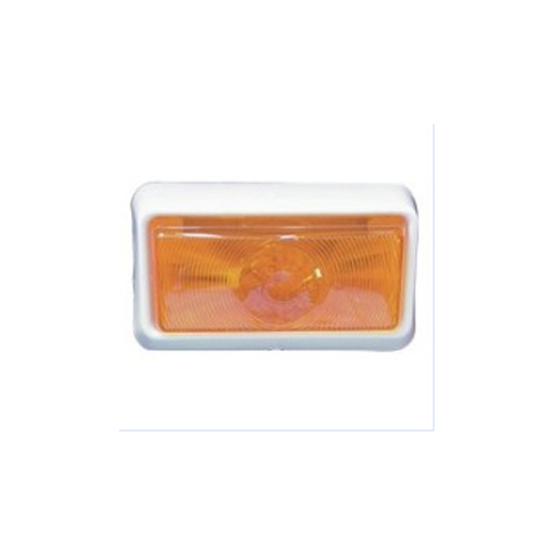 Fasteners Unlimited Amber 89-207A Command Electronics Replacement Lens