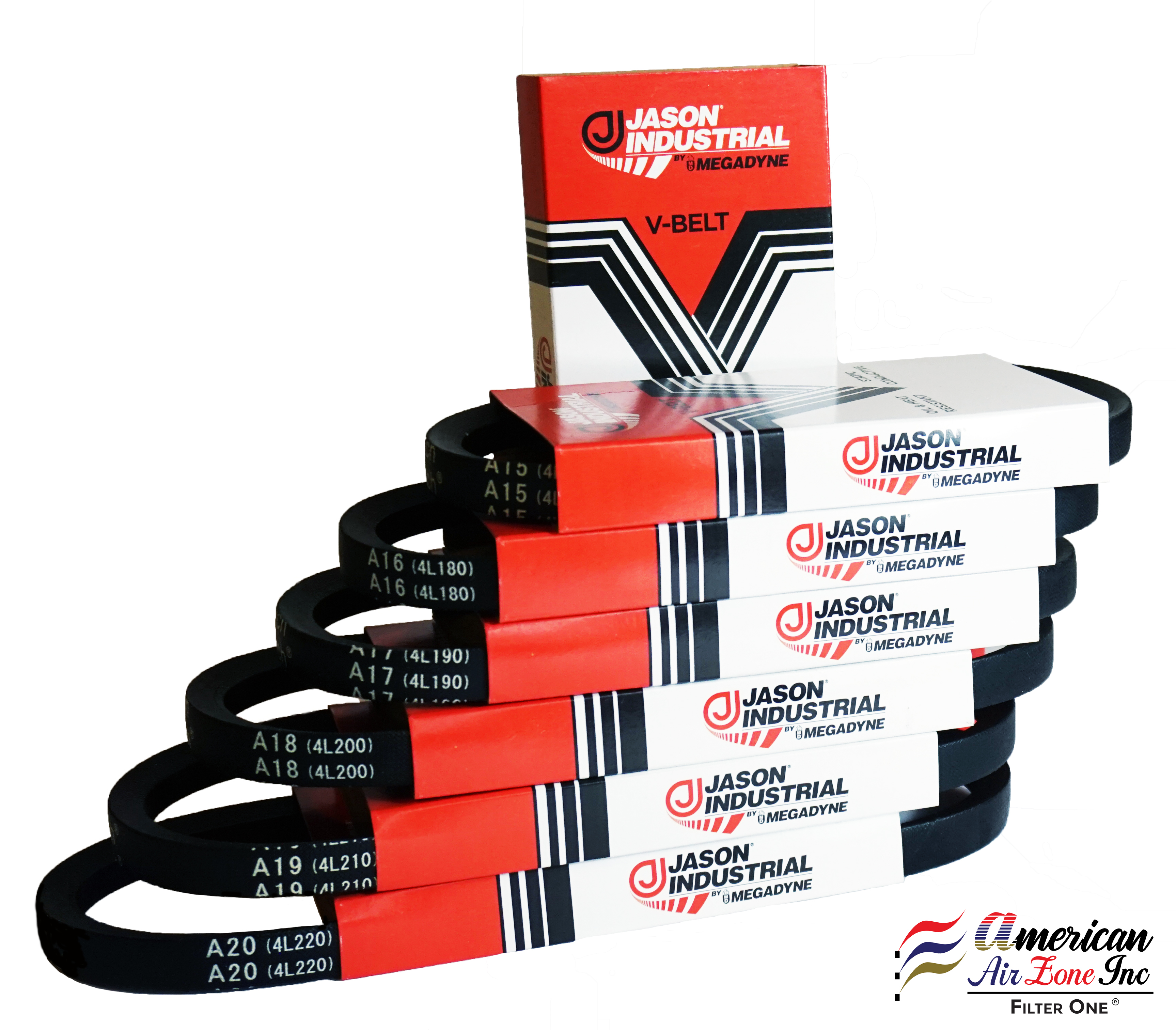 ACDelco 2T17710 Professional Twin V-Belt