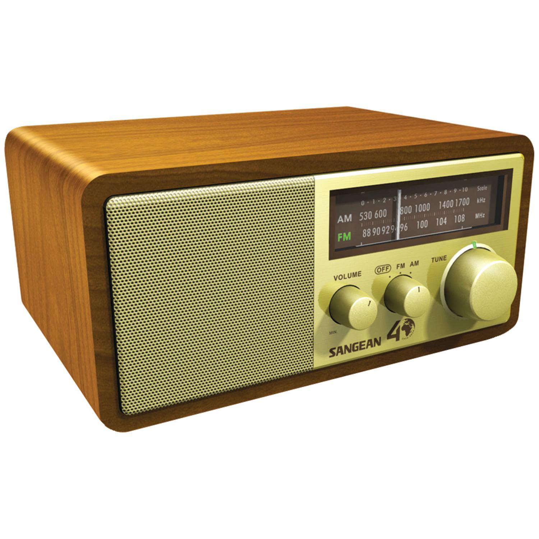 Sangean WR11SE 40th Anniversary Edition Hi-Fi Tabletop Radio by Sangean