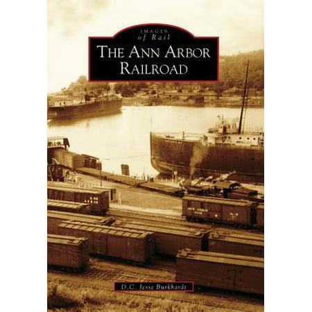 The Ann Arbor Railroad - Party Store Ann Arbor
