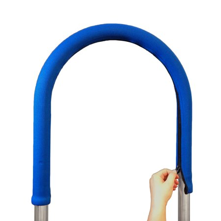 Pool Handrail (Blue Wave Rail Cover for Pool Handrails, Blue )