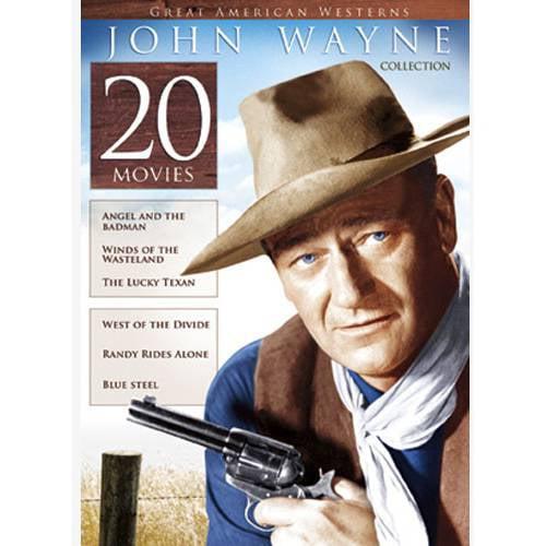 Great American Westerns: John Wayne Collection - 20 Movies