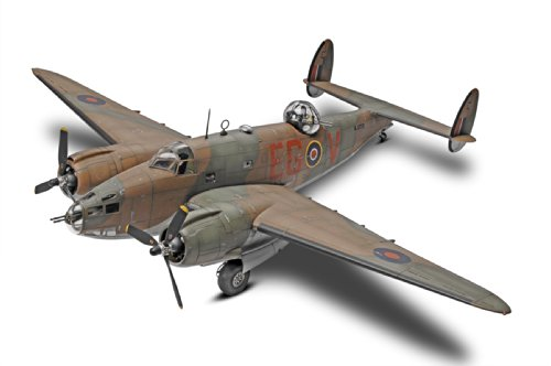 Revell Ventura Mk. II RAF Plastic Model Kit Multi-Colored by Revell