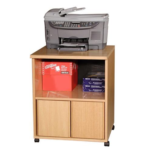 Rush Industries Modular Real Oak Wood Veneer Furniture Mo...