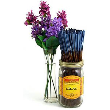 Lilac - 100 Wildberry Incense Sticks..., By Dpnamron Ship from (Incense Free Ship)