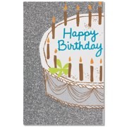 Birthday cards american greetings shining celebration birthday card with glitter bookmarktalkfo Image collections