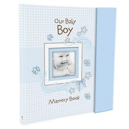 Our Baby Boy Memory Book