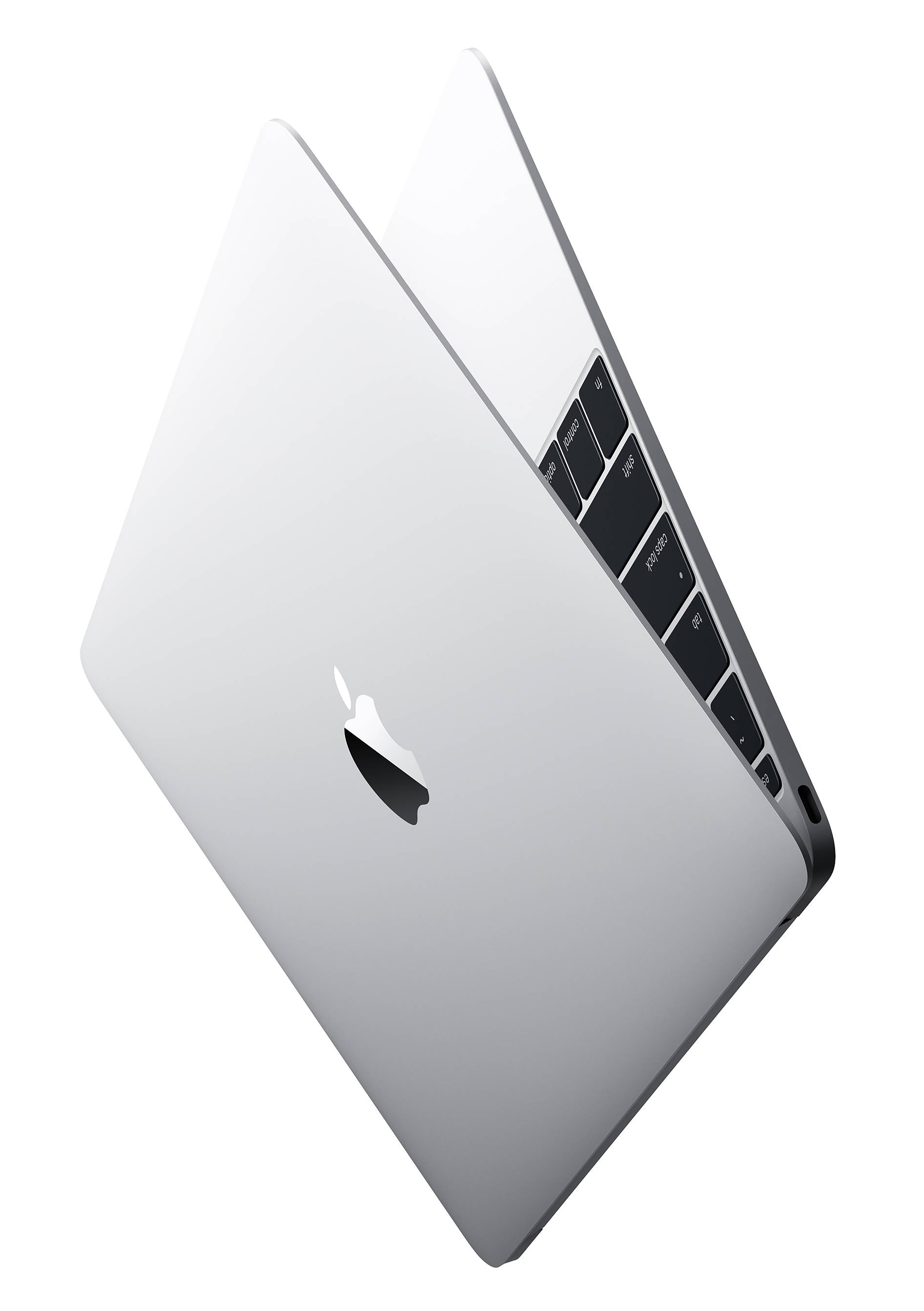 Apple Macbook (MLHA2LL A) Intel Core m3 256GB Silver (Early 2016) (Certified Refurbished) by Apple
