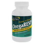 North American Herb And Spice Oregaresp Vegetarian Capsules - 90 Ea