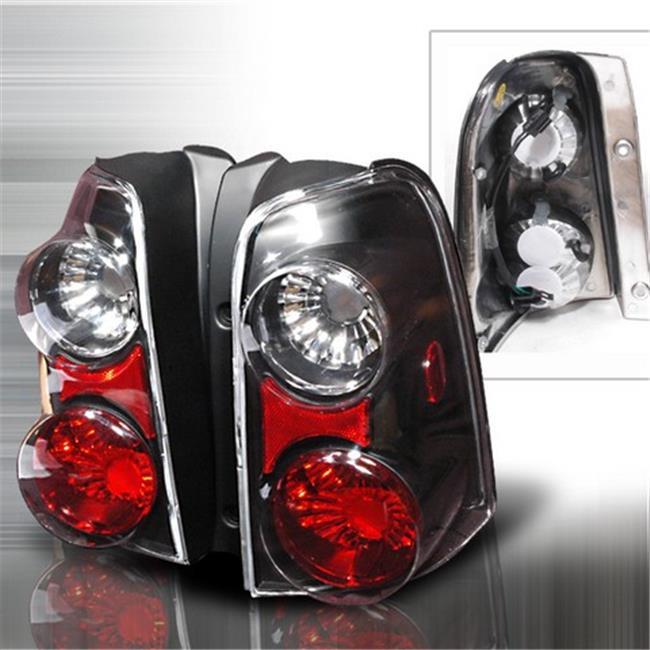 Spec-D Tuning LT-ECAP01JM-KS Altezza Tail Lights for 01 t...