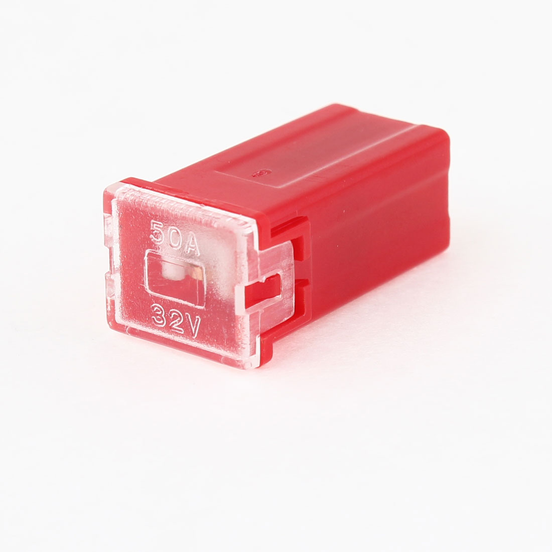 Red Pacific PAL Vehicle Link Slow Blow Mini Female Fuse 50A