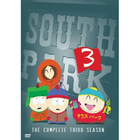 South Park: The Complete Third Season (DVD)](South Park Episodes Halloween)