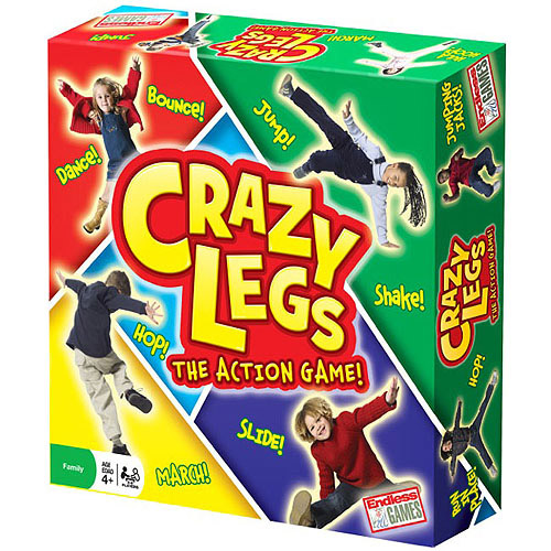 Endless Games Crazy Legs Game