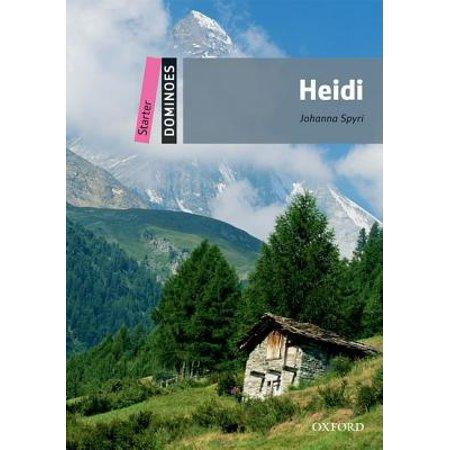 Dominoes: Heidi : Starter Level: 250-Word Vocabulary