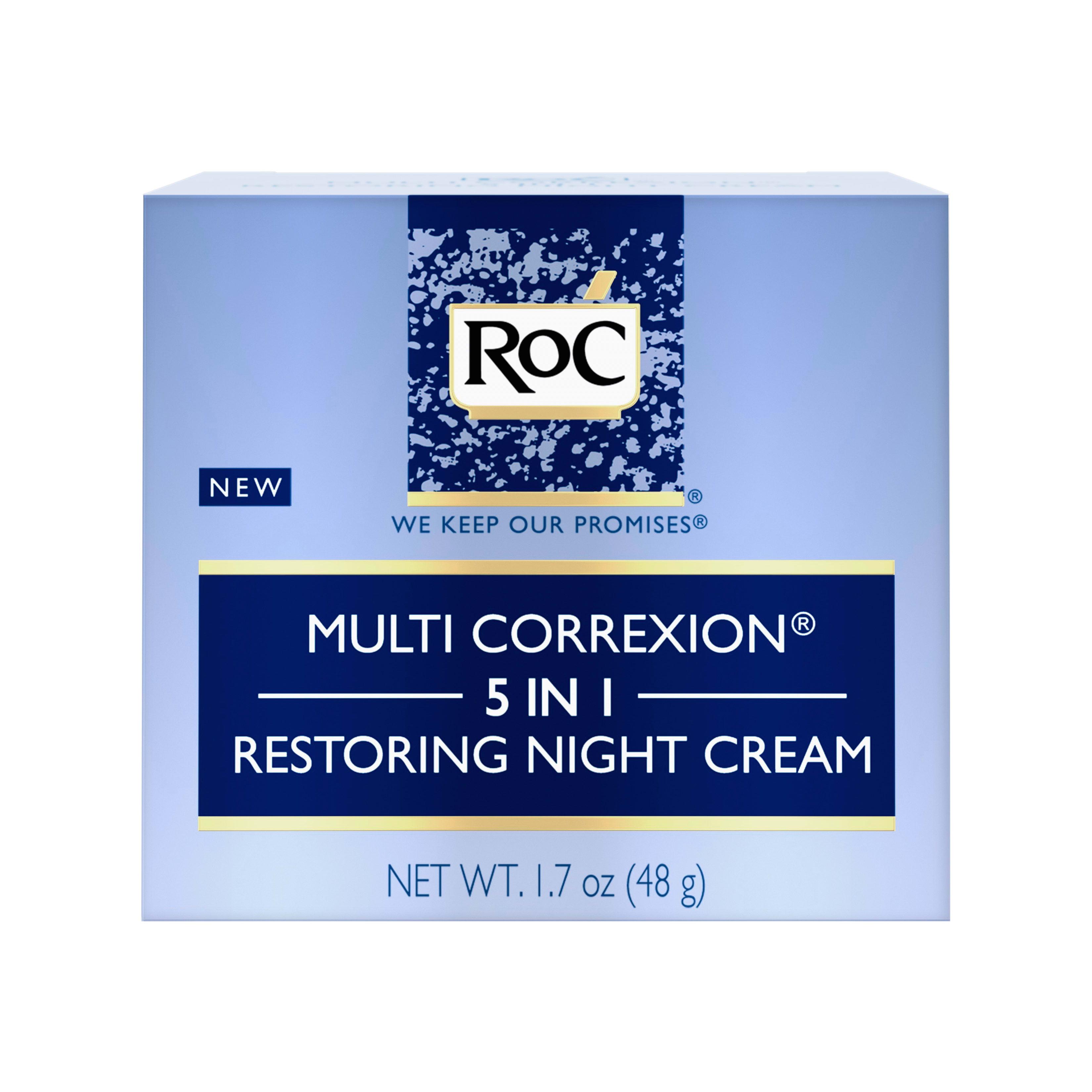 "RoC Multi Correxion Restoring Night Cream with Hexyl-R Complexâ""¢, 1.7 fl oz"