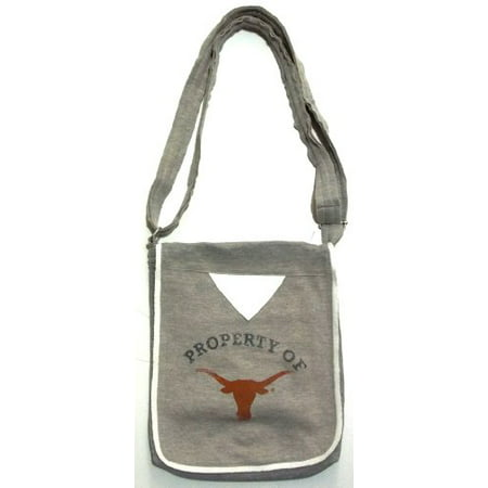 Texas Longhorns NCAA Hoodie Crossbody Purse Handbag Team Logo