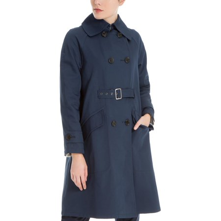 - Max Studio Womens Roxanne Fall Midi Trench Coat